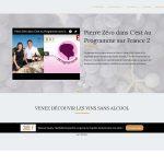 Pierre Zéro, la haute couture du vin sans alcool