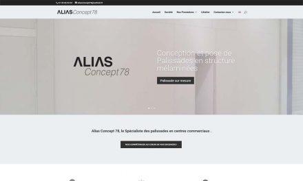 Alias Concept 78, le spécialiste des palissades en centres commerciaux