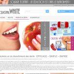 Cristal White, kit blanchiment des dents