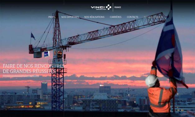 Le numéro un français de la construction : Vinci Construction