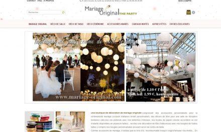 Mariage Original : une décoration de mariage originale