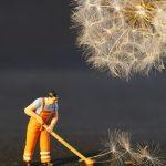 Nettoyage: tout doit disparaître!