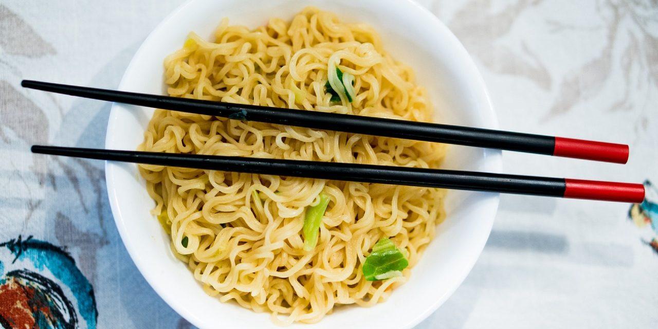Un repas chinois livré chez vous