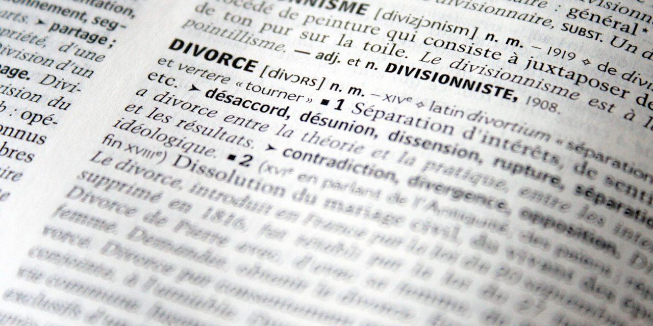 Est-il possible de divorcer sans avocat ?