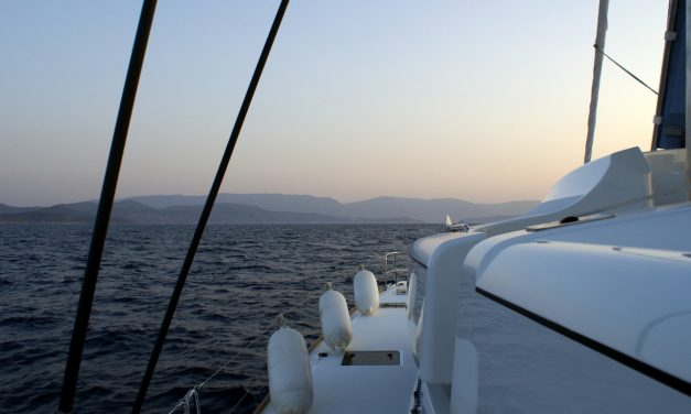 Location de catamaran: mode d'emploi
