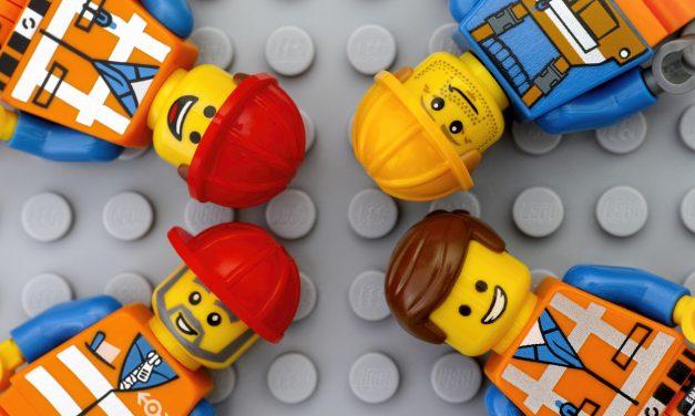 Que faire avec des LEGO?