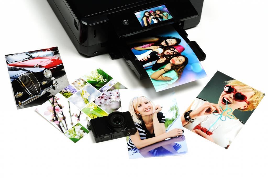 imprimer photo à la maison