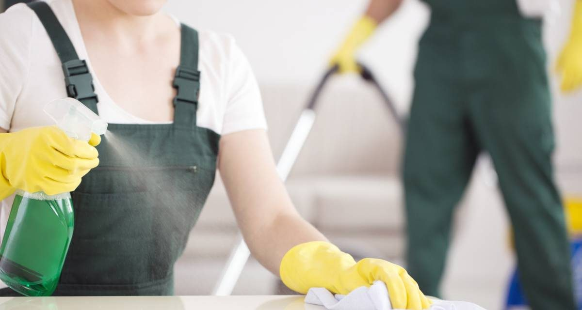L'entreprise de nettoyage, un partenaire indispensable