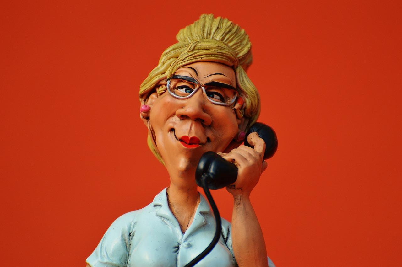 Faire appel à un service de renseignement téléphonique