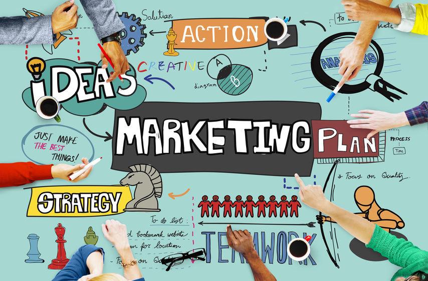 Marketing d'entreprise : Quelle est la place de la PLV gonflable ?