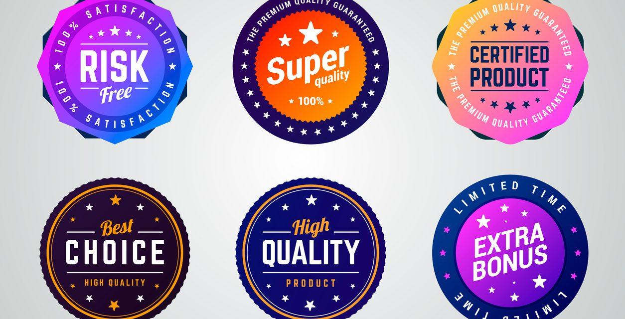 Nos guides pour choisir la bonne étiquette