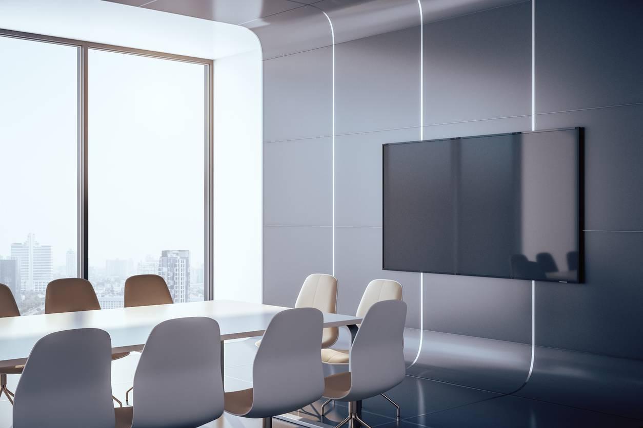 affichage dynamique écran communication entreprise