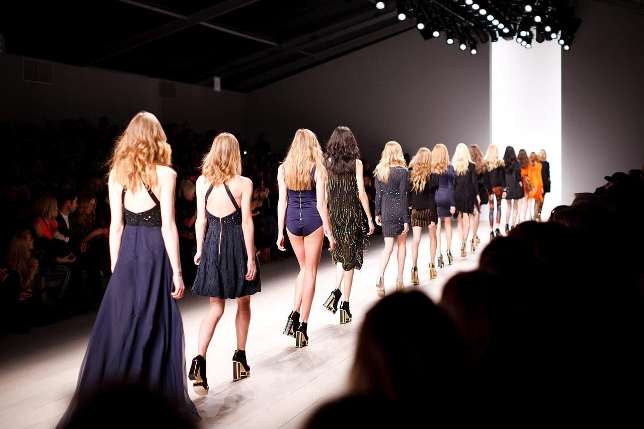 Kaia Gerber et la mode