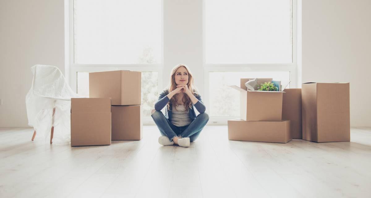 Comment déménager vite et bien après une rupture ?