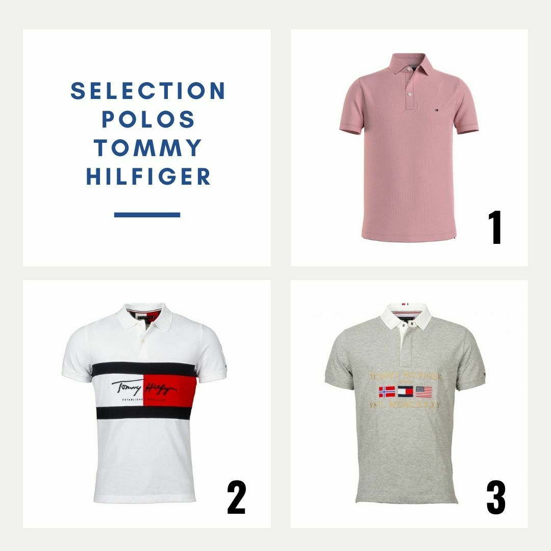 polo-hommes-tommy-hilfiger