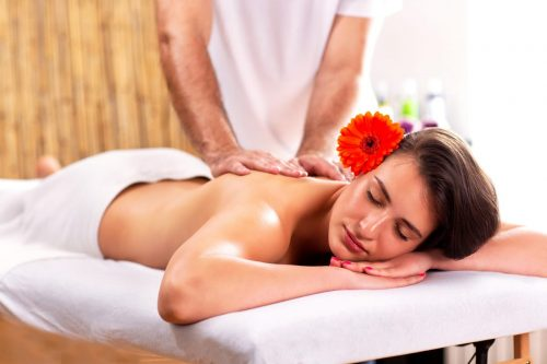 massage corps à corps